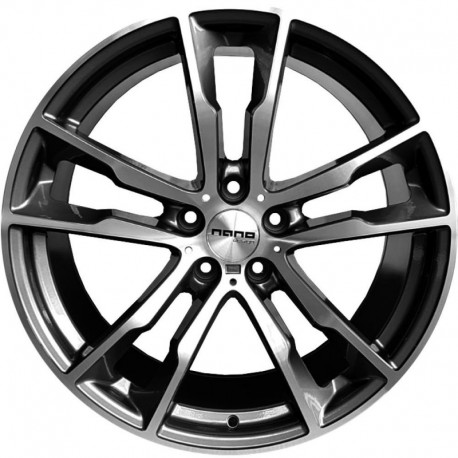 Nano BK5053 Grey Polished