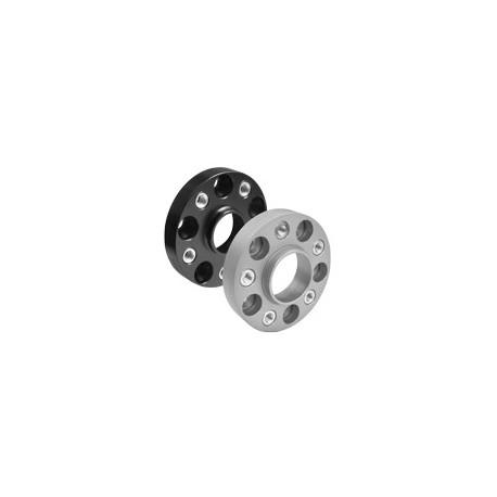 Prisukamas ratų išnešimo korektorius 5x112 25mm