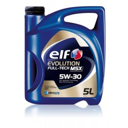 5W30 EVOLUTION FULLTECH MSX 5L