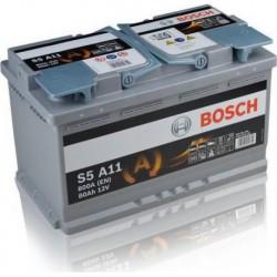 BOSCH S5A11 80AH 800A