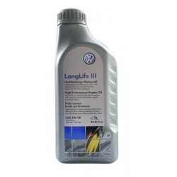 5W30 VW LONGLIFE III 1L
