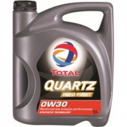 0W30 QUARTZ INEO FIRST 5L