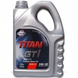 5W30 TITAN GT1 PRO C-1 4L
