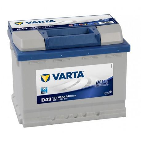 VARTA BLUE 60AH 540A