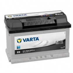 VARTA BLACK 70AH 640A