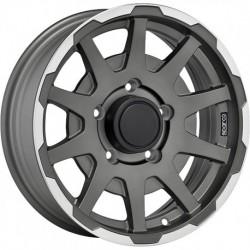 Sparco Dakar Mat Grey Pol