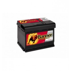 Banner Power Bull Ca/Ca 60Ah