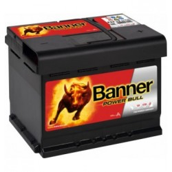 Banner Power Bull Ca/Ca 62Ah