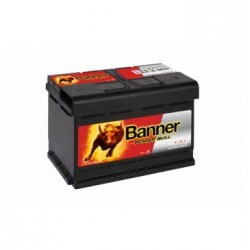 Banner Power Bull Ca/Ca 74Ah