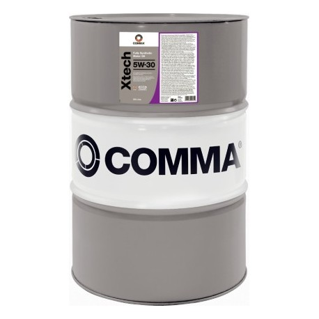 Alyva COMMA XTECH 5W30 205L