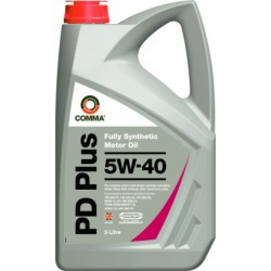 Alyva COMMA DIESEL PD Plus 5W40 5L.