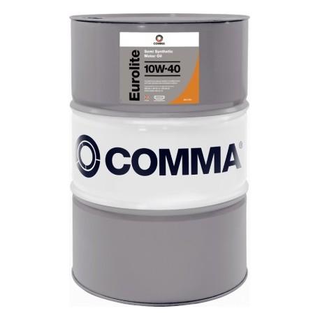 "Alyva COMMA ""EUROLITE 10W40"" 205L."