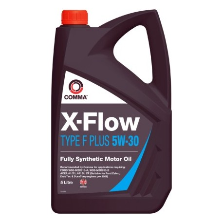 Alyva COMMA X-FLOW TYPE F PLUS 5W30 5L