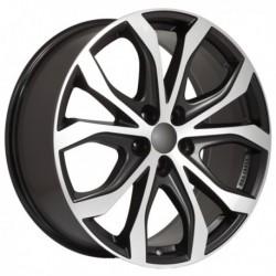 Alutec W10 Black Polished