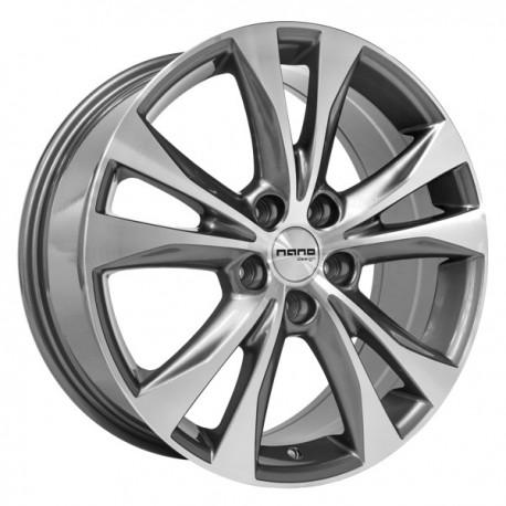 Nano BK970 Grey Polished