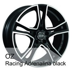 Racing AdrenalinaBlack