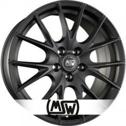 MSW 25 MATT BLACK