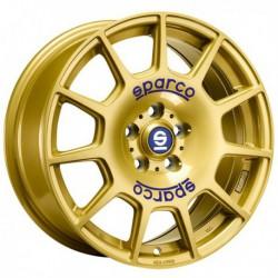 OZ Sparco Terra Gold